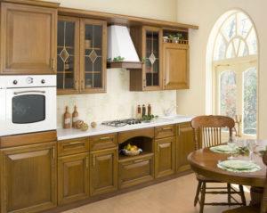 Кухня из массива 14